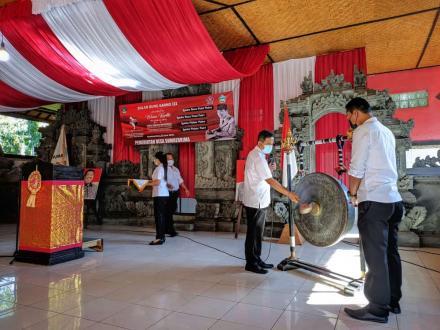 Perlombaan Memperingati Bulan Bung Karno III Desa Sumberkima