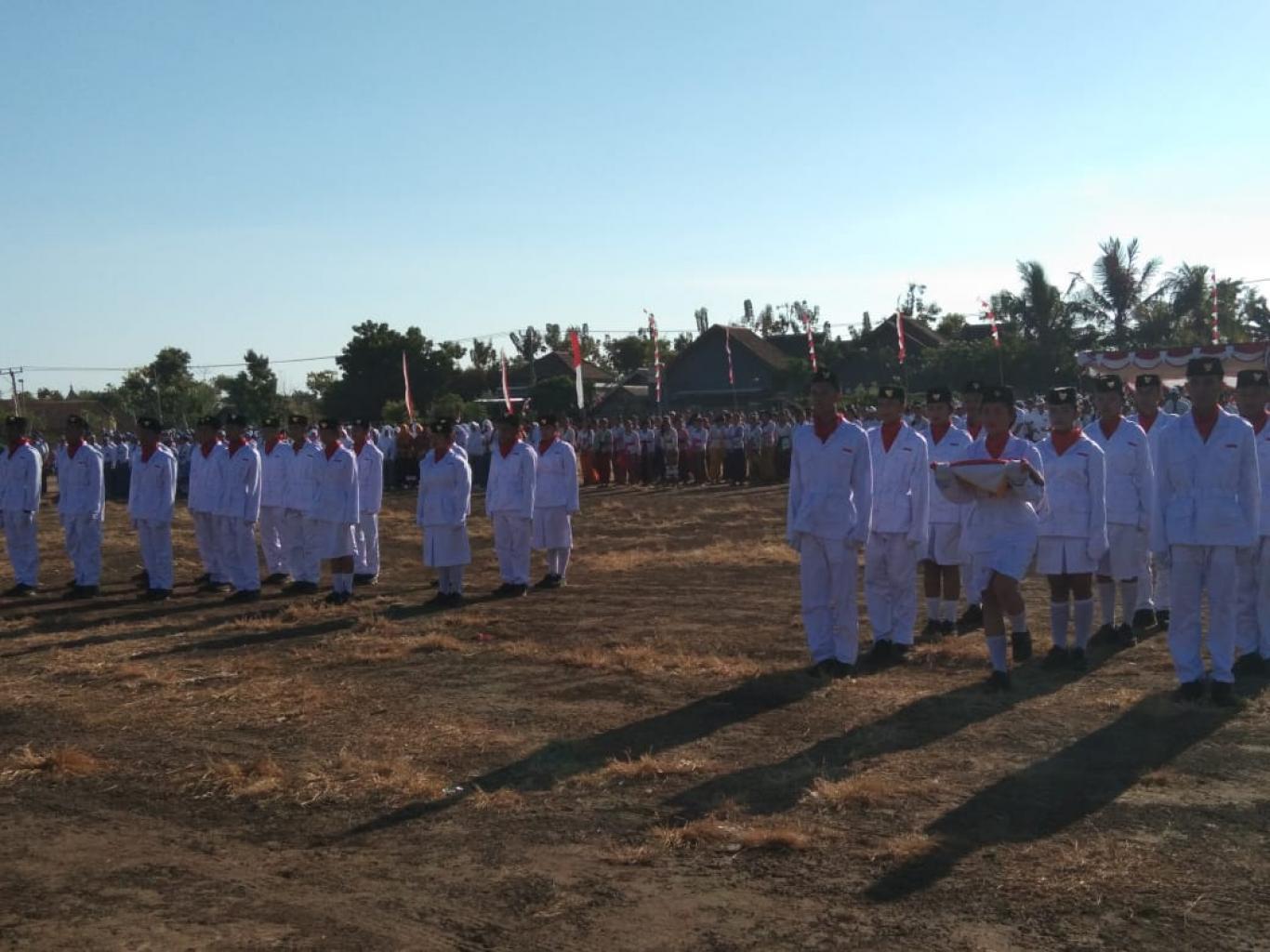 Kegiatan Parina Desa Sumberkima Tahun 2019 Website Desa